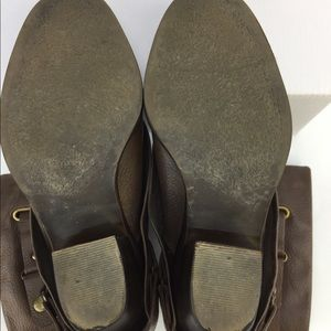 Matisse Shoes - Matisse Boho Pirate Steampunk Brown Leather  6.5M.